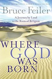 Book Cover for WHERE GOD WAS BORN