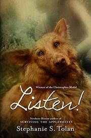 Book Cover for LISTEN!