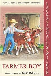 Book Cover for FARMER BOY