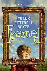Cover art for FRAMED