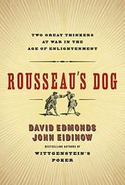 Cover art for ROUSSEAU'S DOG
