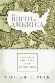 Book Cover for THE BIRTH OF AMERICA