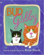 Book Cover for BUD AND GABBY