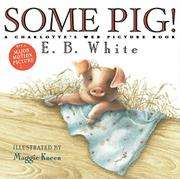Book Cover for SOME PIG!