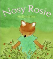 Book Cover for NOSY ROSIE