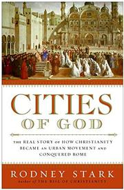 Cover art for CITIES OF GOD