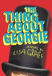 Book Cover for THE THING ABOUT GEORGIE