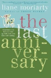 Cover art for THE LAST ANNIVERSARY