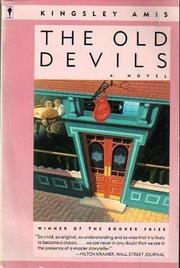 Cover art for THE OLD DEVILS