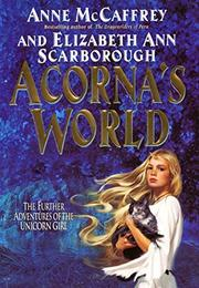 Cover art for ACORNA'S WORLD
