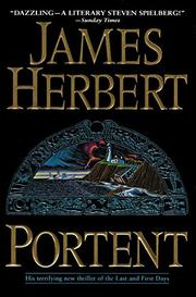 Cover art for PORTENT