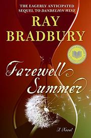 Cover art for FAREWELL SUMMER