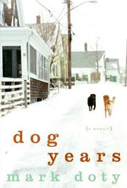 Cover art for DOG YEARS