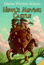 Book Cover for HOWL'S MOVING CASTLE