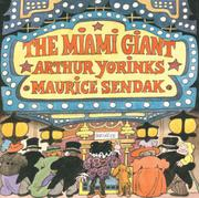 Cover art for THE MIAMI GIANT