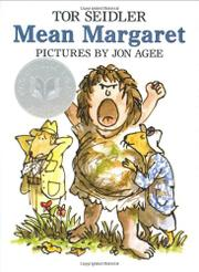 Cover art for MEAN MARGARET