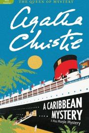 Cover art for A CARIBBEAN MYSTERY