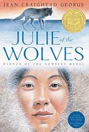 Cover art for JULIE OF THE WOLVES