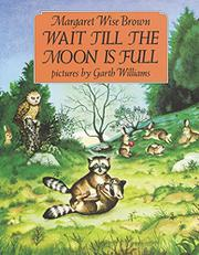 Cover art for WAIT TILL THE MOON IS FULL
