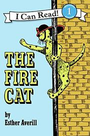 Cover art for THE FIRE CAT