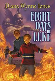 Cover art for EIGHT DAYS OF LUKE