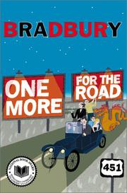 Cover art for ONE MORE FOR THE ROAD