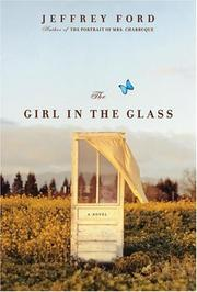 Book Cover for THE GIRL IN THE GLASS