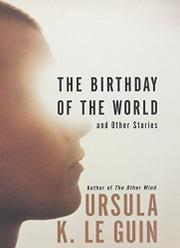 Cover art for THE BIRTHDAY OF THE WORLD