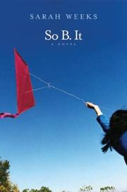 Book Cover for SO B. IT