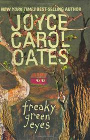 Book Cover for FREAKY GREEN EYES