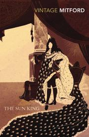 Cover art for THE SUN KING