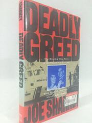 Cover art for DEADLY GREED