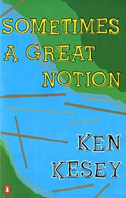 Book Cover for SOMETIMES A GREAT NOTION