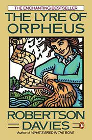 Cover art for THE LYRE OF ORPHEUS