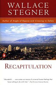 Book Cover for RECAPITULATION