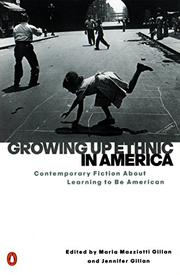 Book Cover for GROWING UP ETHNIC IN AMERICA