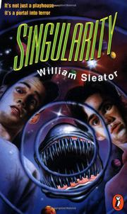 Cover art for SINGULARITY