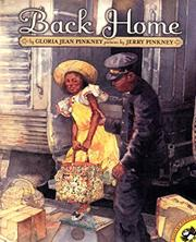 Cover art for BACK HOME