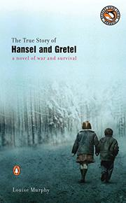 Cover art for THE TRUE STORY OF HANSEL AND GRETEL