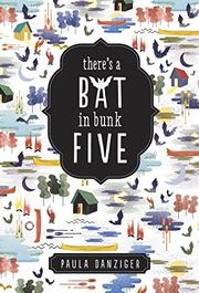 Book Cover for THERE'S A BAT IN BUNK FIVE