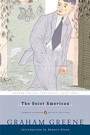 Book Cover for THE QUIET AMERICAN
