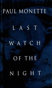 Cover art for LAST WATCH OF THE NIGHT