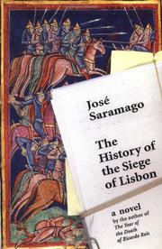 Cover art for THE HISTORY OF THE SIEGE OF LISBON