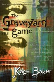 Book Cover for THE GRAVEYARD GAME