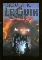 Cover art for THE TELLING