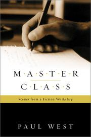 Cover art for MASTER CLASS