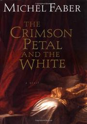 Cover art for THE CRIMSON PETAL AND THE WHITE
