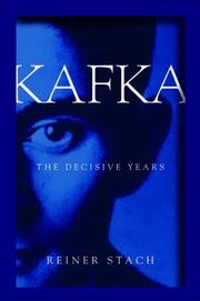 Cover art for KAFKA