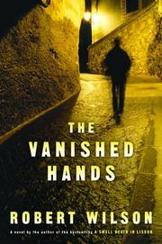 Book Cover for THE VANISHED HANDS