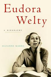 Cover art for EUDORA WELTY
